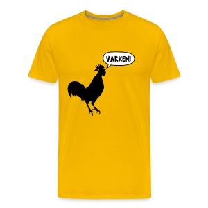 Varken! - Mannen Premium T-shirt
