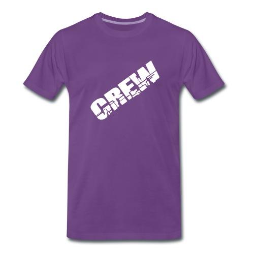 Koszulka Crew - Koszulka męska Premium