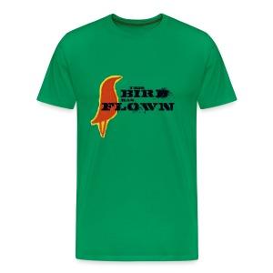 This Bird Has Flown - Men's Premium T-Shirt