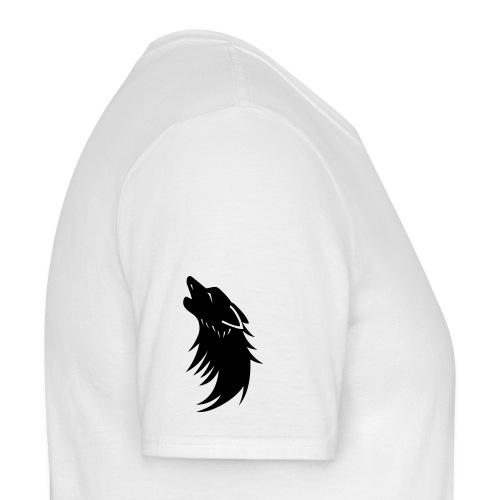 T-shirt Homme avec Loup et KDL sur les manches - T-shirt Homme