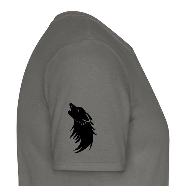 T-shirt Homme avec Loup et KDL sur les manches