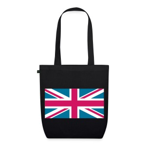 England Flag Bag - EarthPositive Tote Bag