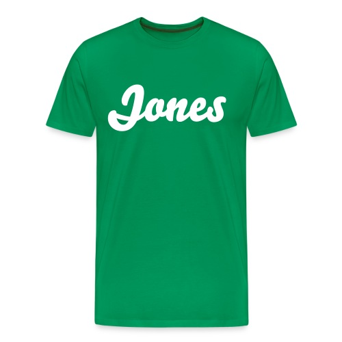 Jones Original - Men's Premium T-Shirt