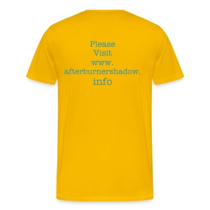 www.afterburnershdaow.info - Men's Premium T-Shirt