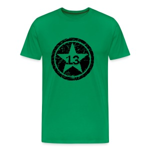 Big Star 13 - Men's Premium T-Shirt