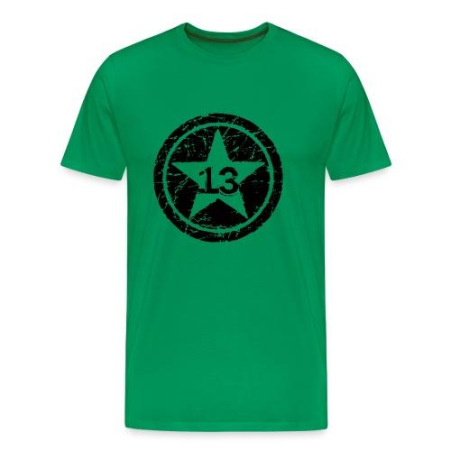 Big Star 13 - Men's Premium T-Shirt