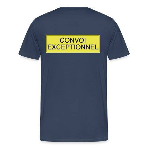 Convoi Exceptionnel - Mannen Premium T-shirt
