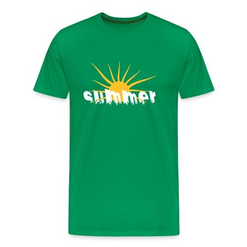Tee Shirt Summer-été - T-shirt Premium Homme