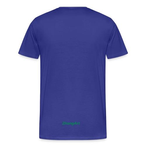 t-shirt homme tck tck tck - T-shirt Premium Homme