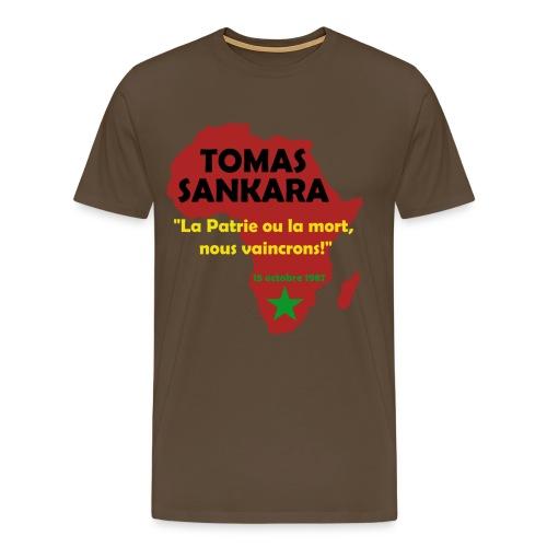 La patrie ou la mort - T-shirt Premium Homme