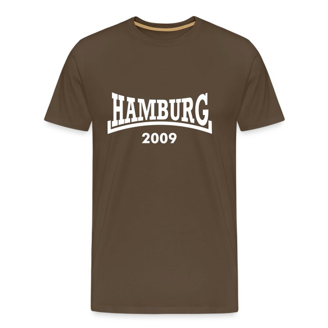 Hamburg T-Shirt 2009