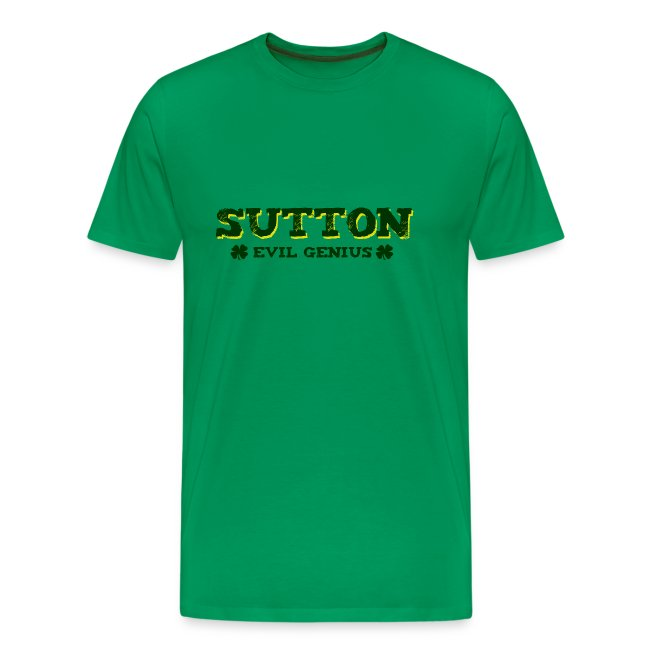 Sutton - Evil Genius