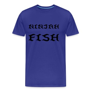 Ninjah fish - Men's Premium T-Shirt