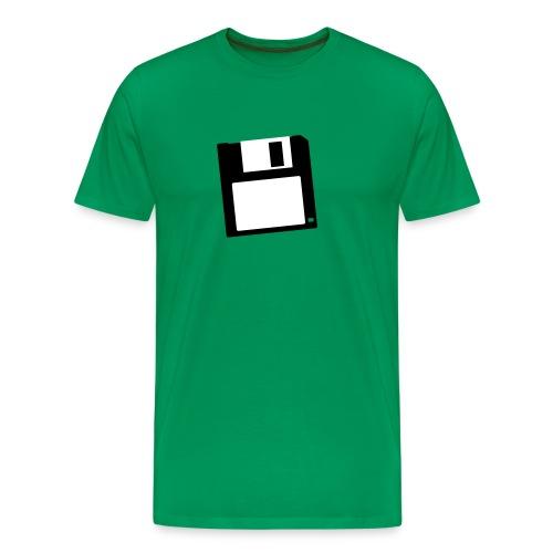 Disquette (incl. Marcador) - Chico - Camiseta premium hombre