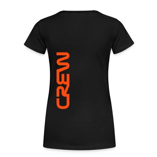 werk shirt  - Vrouwen Premium T-shirt