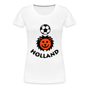 Hup Holland Hup! - Vrouwen Premium T-shirt