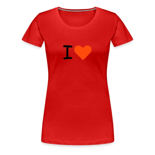 EQUIPO EN ACCIÓN - Camiseta premium mujer