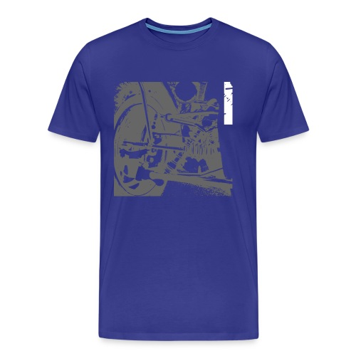 Wheel 1 - Men's Premium T-Shirt
