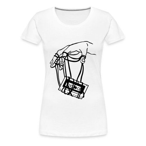 Hand & Tape - Frauen Premium T-Shirt