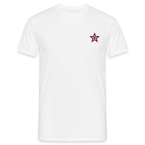 Starlight 1 - Brun - T-skjorte for menn