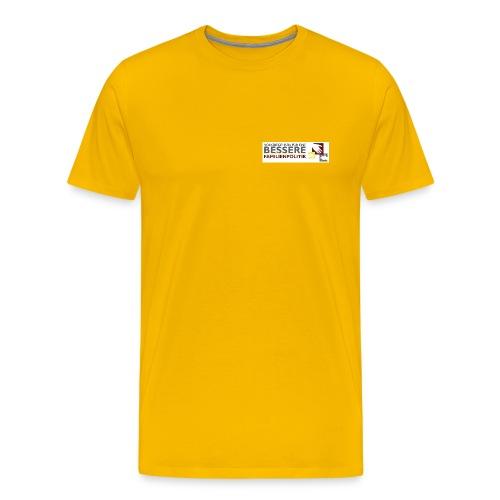 T-Shirt Bürgerbegehren - Männer Premium T-Shirt