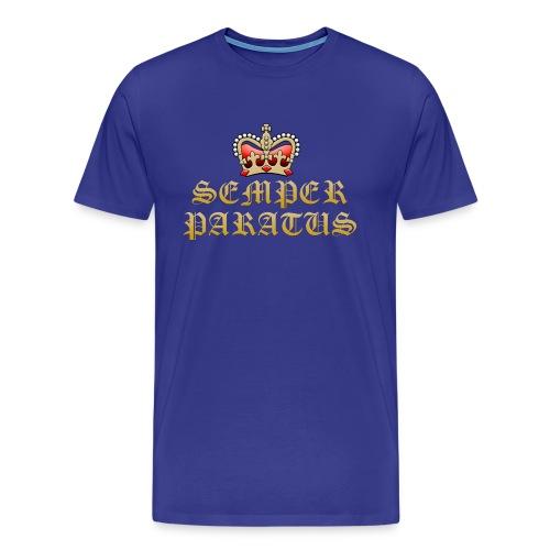 Semper Paratus - Men's Premium T-Shirt