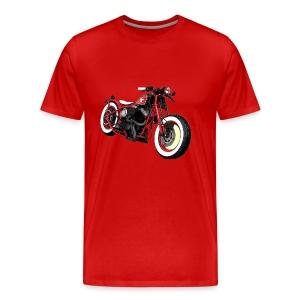 Bobber Style - T-shirt Premium Homme