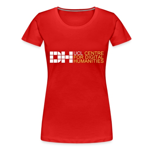 DH UCL captioned regular - Women's Premium T-Shirt