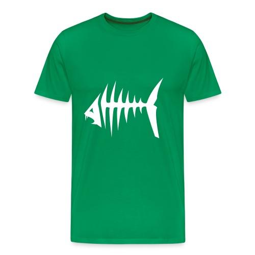 la Raspa de Piraña - Camiseta premium hombre