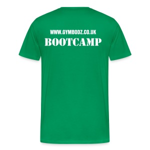Men's Bootcamp - Men's Premium T-Shirt