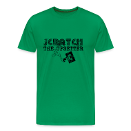 T-Shirts ~ Men's Premium T-Shirt ~ Scratch The Upsetter