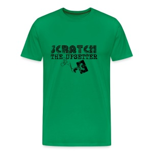 Scratch The Upsetter - Men's Premium T-Shirt