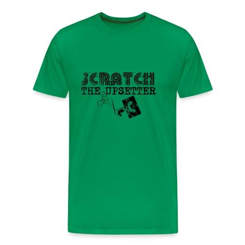 Scratch The Upsetter - Men's Premium T-Shirt