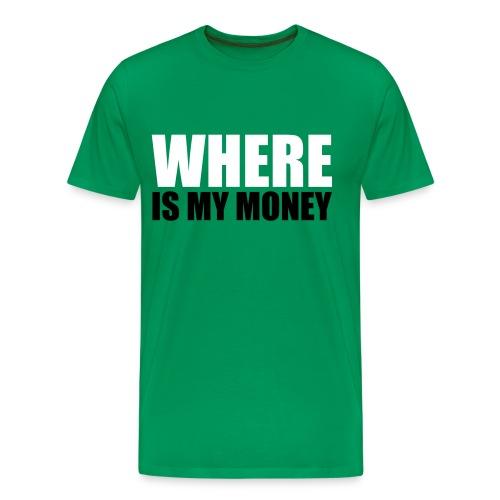 bulletproof - Men's Premium T-Shirt