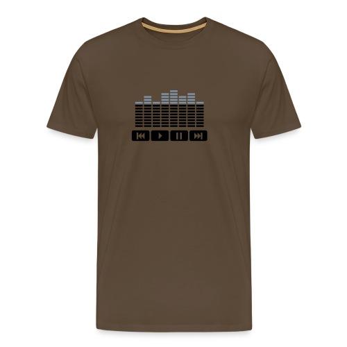 Eq - Premium T-skjorte for menn