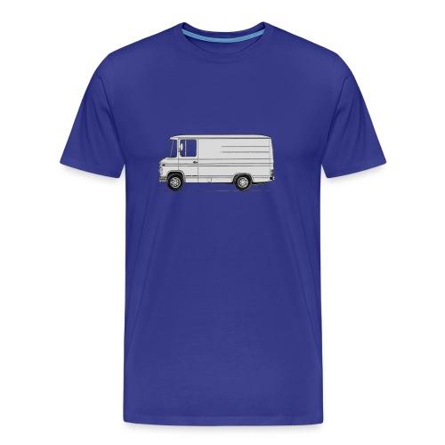 MB508 kort laag - Mannen Premium T-shirt