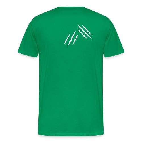 casete - Camiseta premium hombre