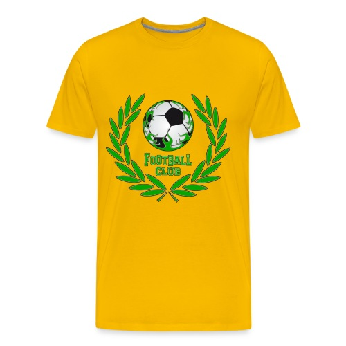 t-shirt football brazil - Men's Premium T-Shirt