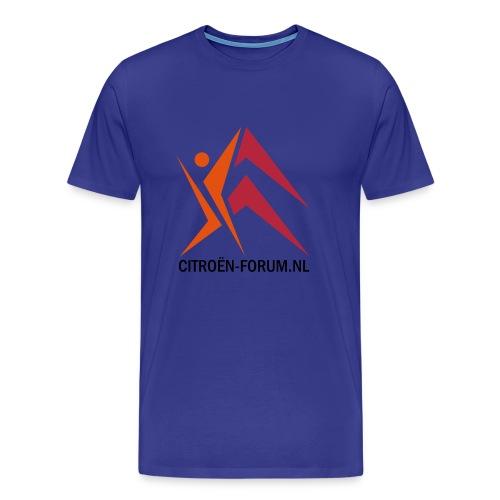 Classic Lichtblauw - Mannen Premium T-shirt