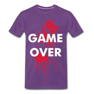 game over homme - T-shirt Premium Homme
