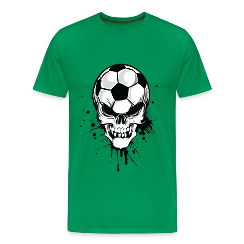 Soccer Maniac - Koszulka męska Premium