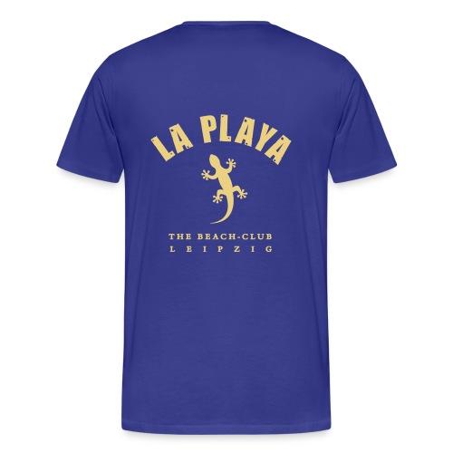 Surf Legend LA PLAYA Stern - Männer Premium T-Shirt