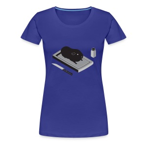 Dames basic shirt - Vrouwen Premium T-shirt