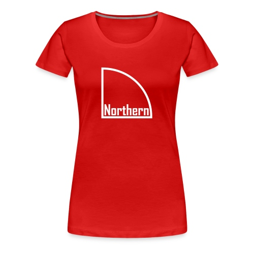 Northen Quarter - Women's Premium T-Shirt