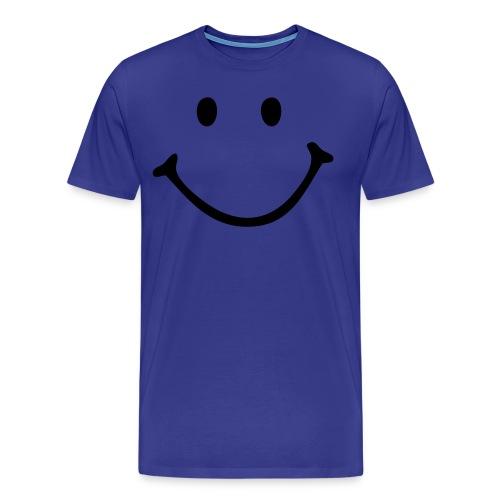 smiling tshirt - Men's Premium T-Shirt