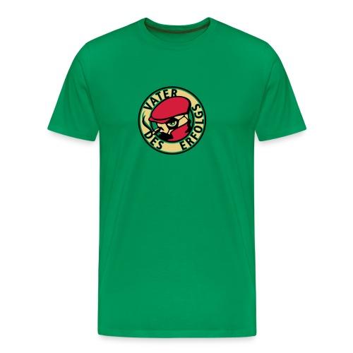 vater des erfolges - Männer Premium T-Shirt