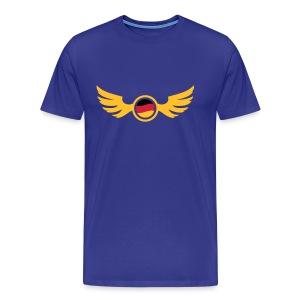 Sky germany_2 T-Shirts - Männer Premium T-Shirt