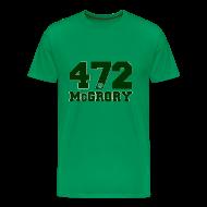 T-Shirts ~ Men's Premium T-Shirt ~ McGrory 472
