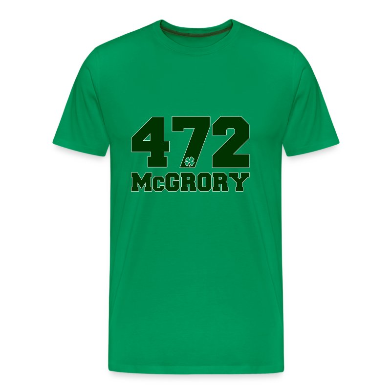 McGrory 472 - Men's Premium T-Shirt