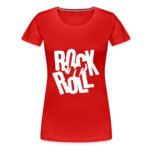 Tee Shirt Rock - T-shirt Premium Femme